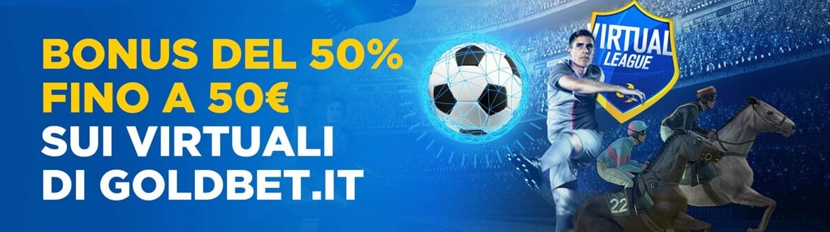 goldbet bonus virtuale